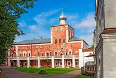 Vologda kremlin Royalty Free Stock Photography