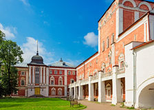 Vologda kremlin Royalty Free Stock Photo