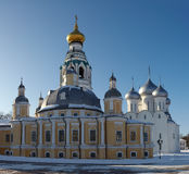 Vologda Kremlin in Russia Royalty Free Stock Photography