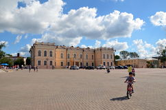 Vologda,  Kremlin square Royalty Free Stock Photo