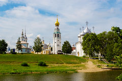 Vologda kremlin Royalty Free Stock Image