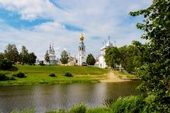 Vologda kremlin Royalty Free Stock Images