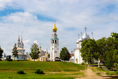 Vologda kremlin Royalty Free Stock Photos