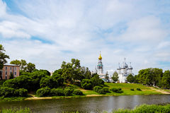 Vologda kremlin Stock Photo