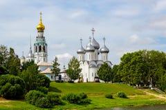 Vologda kremlin Stock Images