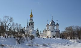Vologda Stock Photo
