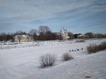 Vologda, Rosja fotografia royalty free