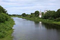Vologda, Rusia Fotografía de archivo libre de regalías