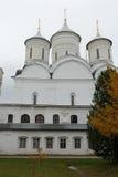 VOLOGDA, RUSSIA. The Spaso-Prilutsky Monastery is a Russian Orthodox monastery. Stock Photography