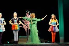 Vologda, RUSSIE - 1er mars : Membres du théâtre des enfants de la mode Image libre de droits