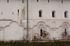 Vologda, Russland Das Spaso-Prilutskykloster ist ein russisches orthodoxes Kloster Stockfotos