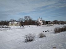 Vologda Ryssland Royaltyfri Fotografi