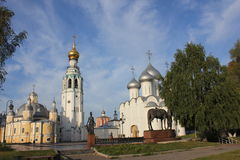 Vologda. Sophia Cathedral city of Vologda Russia Royalty Free Stock Photos