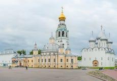 Vologodskiy Voskresenskiy Sobor Fotos de archivo libres de regalías