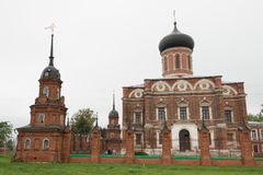 Volokolamsk克里姆林宫,俄罗斯 库存照片