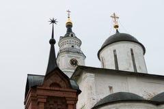 Volokolamsk der Kreml, Russland Stockbilder
