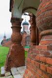 Volokolamsk Kreml, Ryssland royaltyfri foto