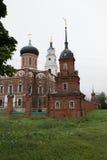 Volokolamsk Kreml, Ryssland arkivfoto