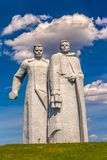 Volokolamsk, région de Moscou, Russie - mai 2013 photos stock