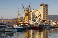 Volos city. Royalty Free Stock Photography