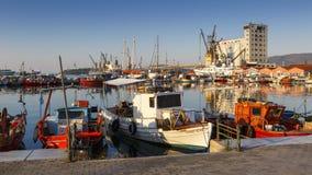 Volos city. Stock Photo
