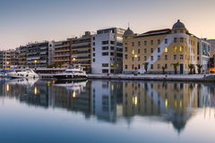 Volos city. Stock Image