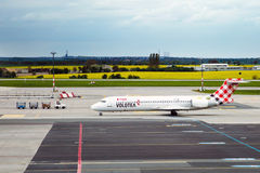 Volotea Royalty Free Stock Images