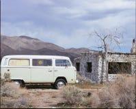 Volskwagen Desert Royalty Free Stock Photo
