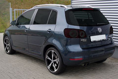 Volskwagen Golf Plus Royalty Free Stock Photography