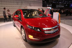 Volt 2011 della Chevrolet Fotografie Stock