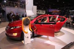 Volt 2011 della Chevrolet Immagini Stock Libere da Diritti