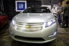 Volt 4287 dell'Expo dell'automobile dell'alt Fotografia Stock