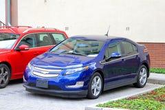 Volt de Chevrolet images libres de droits