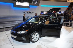 Volt 2016 de Chevrolet images stock