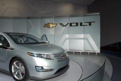 Volt della Chevrolet Fotografia Stock Libera da Diritti