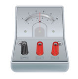 Volt meter Royalty Free Stock Photo