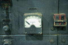 Volt meter Royalty Free Stock Photography