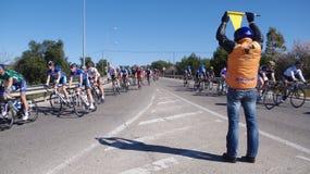 Volta ao Algarve 2012 Imágenes de archivo libres de regalías