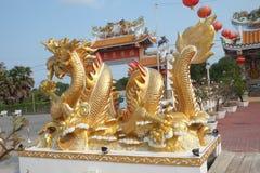 Volta dos dragões Fotos de Stock Royalty Free