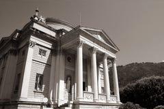 Volta Temple. In Como, Italy Stock Photography
