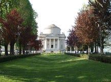 Volta Temple, Como, Italy Royalty Free Stock Image