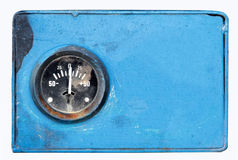 Voltage box meter Royalty Free Stock Photos
