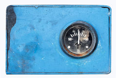 Voltage box meter Royalty Free Stock Images