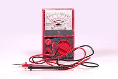 Voltage Meter Stock Photos