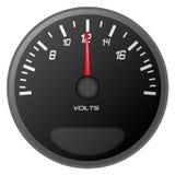Voltage meter Stock Photos