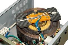 Voltage regulator. Royalty Free Stock Images