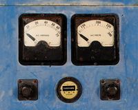 Voltage synchronizer Stock Photo