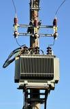 Voltage transformer Stock Photos