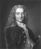 Voltaire Photo stock