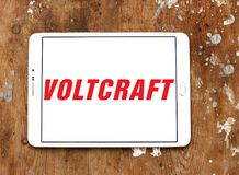 Voltcraft公司商标 库存图片